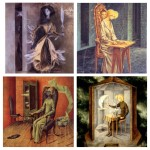 Critiques of assigned roles for women, socially/domestically and spiritually/archetypally, in Remedios Varo's work.