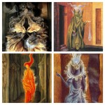 Remedios Varo's visionary, heroic subjects.